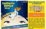 Anche nel 2020 ci sarà solo la Lotteria Italia