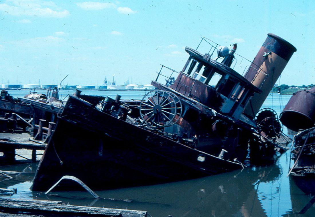 Il porto nascosto di New York