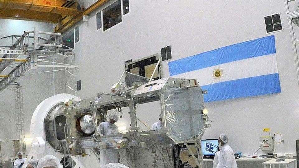 Il primo satellite argentino di SIASGE