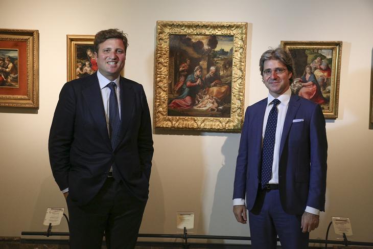Il progetto Rivelazioni - Finance for Fine Arts