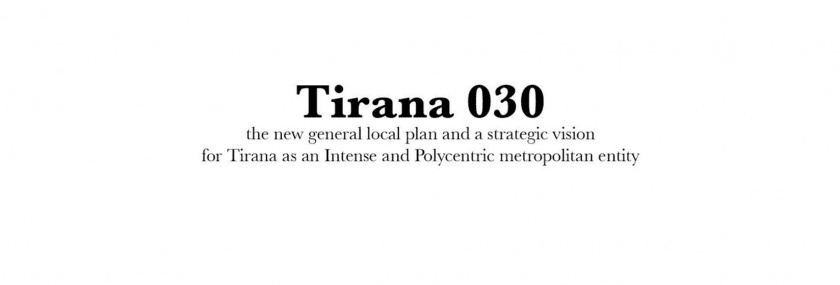 Il progetto Tirana 2030