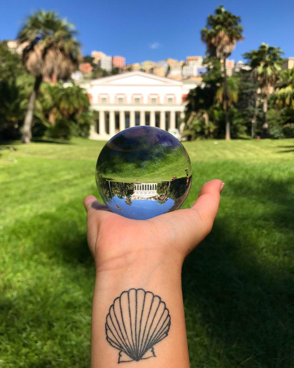Il quartiere Chiaia di Napoli raccontato su Instagram
