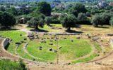 Il rilievo archeologico del teatro di Locri Epizefiri