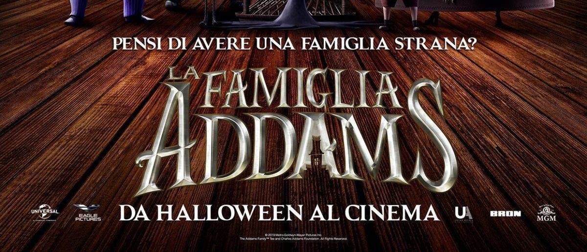 """Il ritorno de """"La Famiglia Addams"""""""