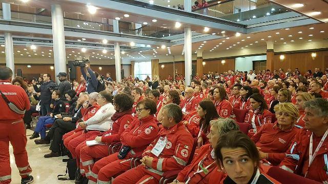 Il ritorno del congresso della Croce Rossa