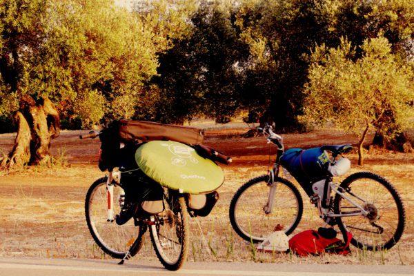 IL Salento di un cicloviaggiatore