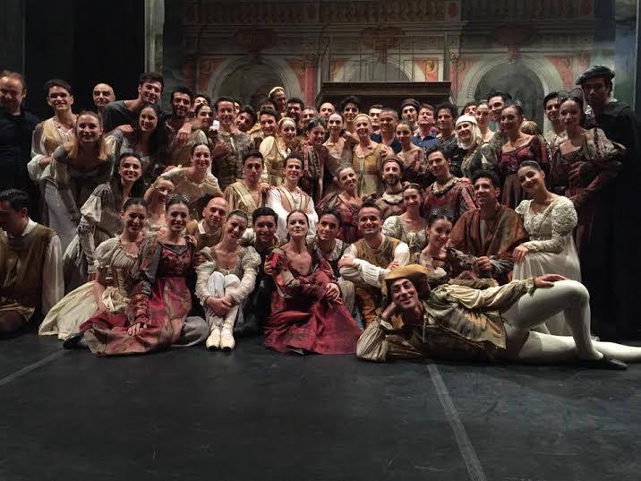 Il San Carlo celebra Romeo e Giulietta