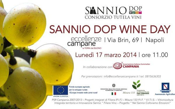 IL 'SANNIO DOP WINE DAY'