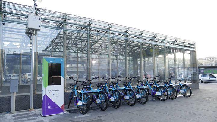 """Il Servizio """"Bike Parking"""""""