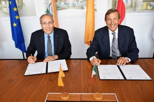 Il sistema di riscaldamento del futuro: importante accordo tra RFX e ITER