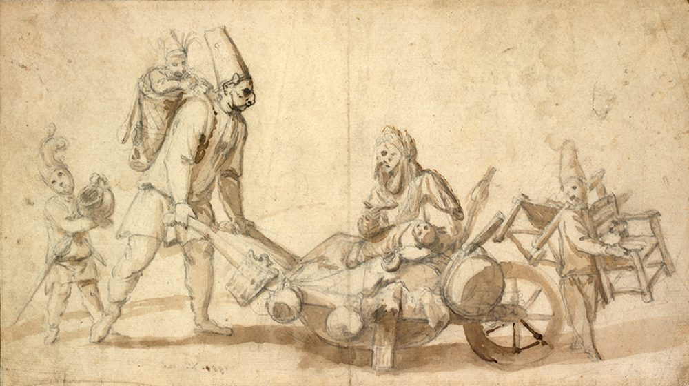 Il teatro di Plauto al Museo Archeologico Nazionale di Napoli