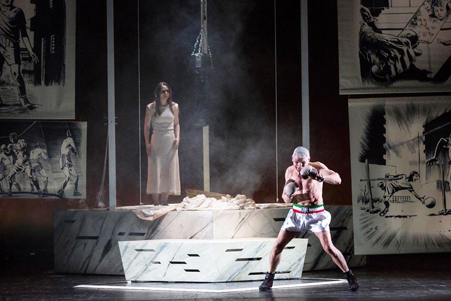 Il Teatro Nuovo di Napoli presenta la stagione teatrale 2019/2020