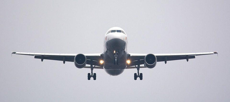 Il traffico aereo nel 2016