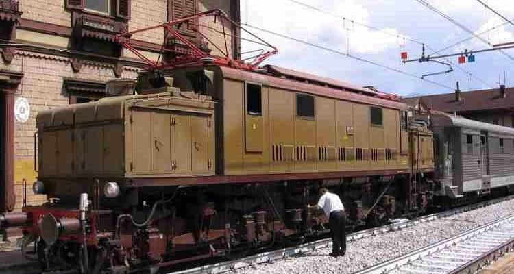 Il Treno delle Mongolfiere