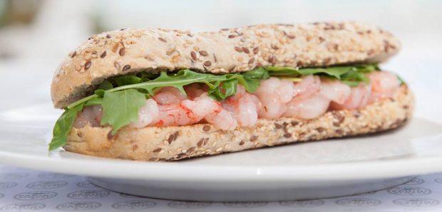 Il vero trend food dell'estate? Il panino di mare