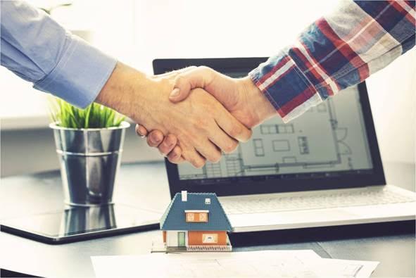 Immobiliare: compravendite e investitori in aumento
