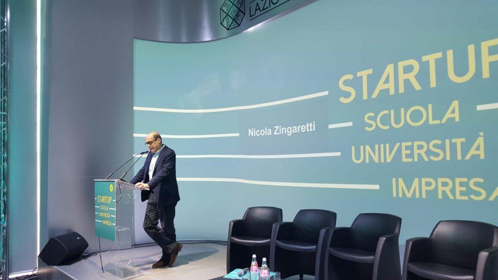 Imprenditorialità in Italia: le iniziative della Regione Lazio