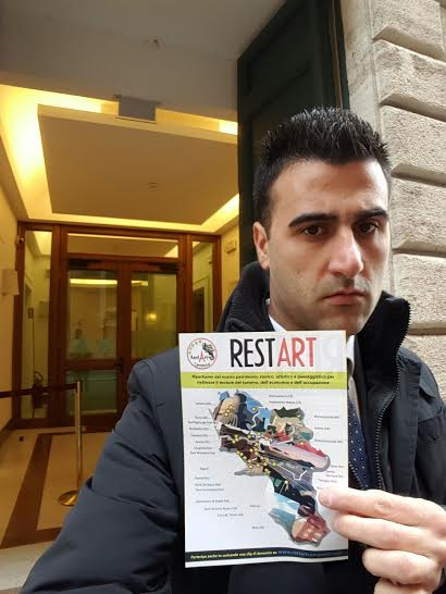 In Campania il rilancio dell'economia non può prescindere dalle ricchezze artistiche e culturali