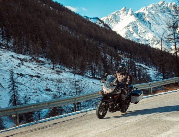 In moto in inverno tra praticità ed emozioni