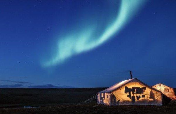 In viaggio verso la Russia alla ricerca dell'aurora boreale