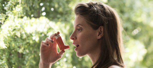 Inalatori per asma: un pesante impatto sull'ambiente