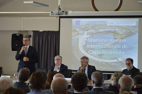 Inaugurata a Capo Granitola la nuova Stazione Marina Internazionale