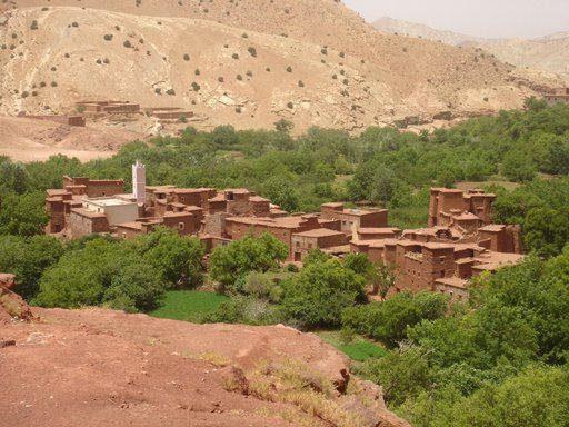 Inaugurazione del Centre du patrimoine minier d'Ighrem Aoussar à Tighza
