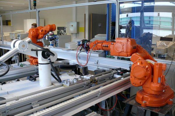Industria e robotica