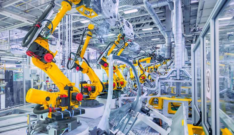 Industria: si ferma la crescita delle SRL