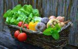 Inflazione giù per il crollo dei prezzi della verdura