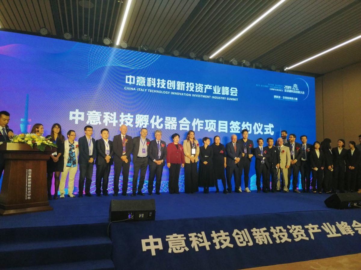Information Technology: la missione della Regione Campania in Cina