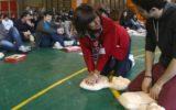 Insegnamento del primo soccorso nelle scuole