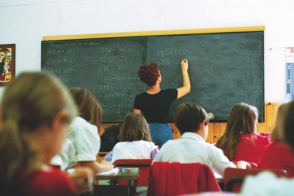 """Insegnanti """"migranti"""""""