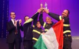 International Firefighting Team of the Year 2016
