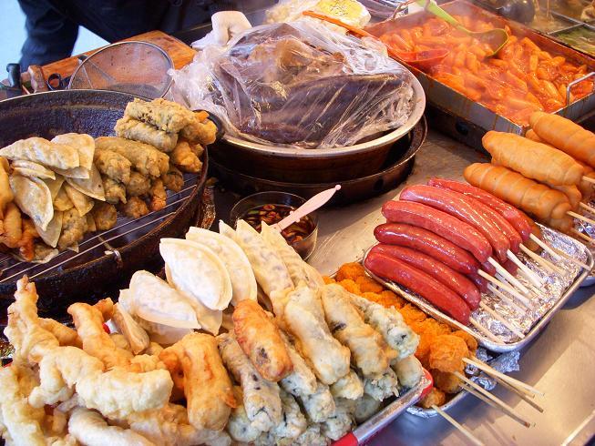 International Street Food Napoli