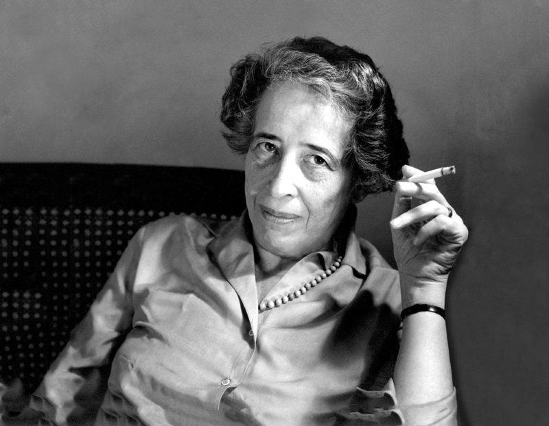 Interviste impossibili: Hannah Arendt