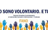 Io sono volontario. E tu?