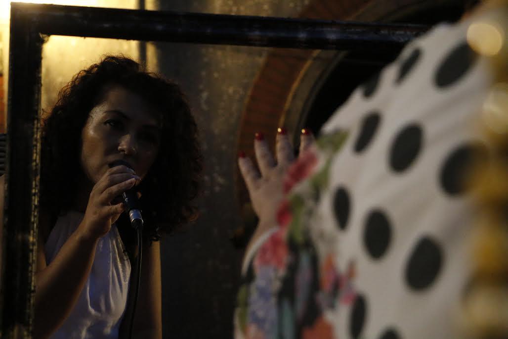 Ipazia e lo specchio in frantumi