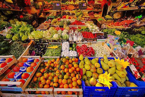 Italia leader dei mercati contadini
