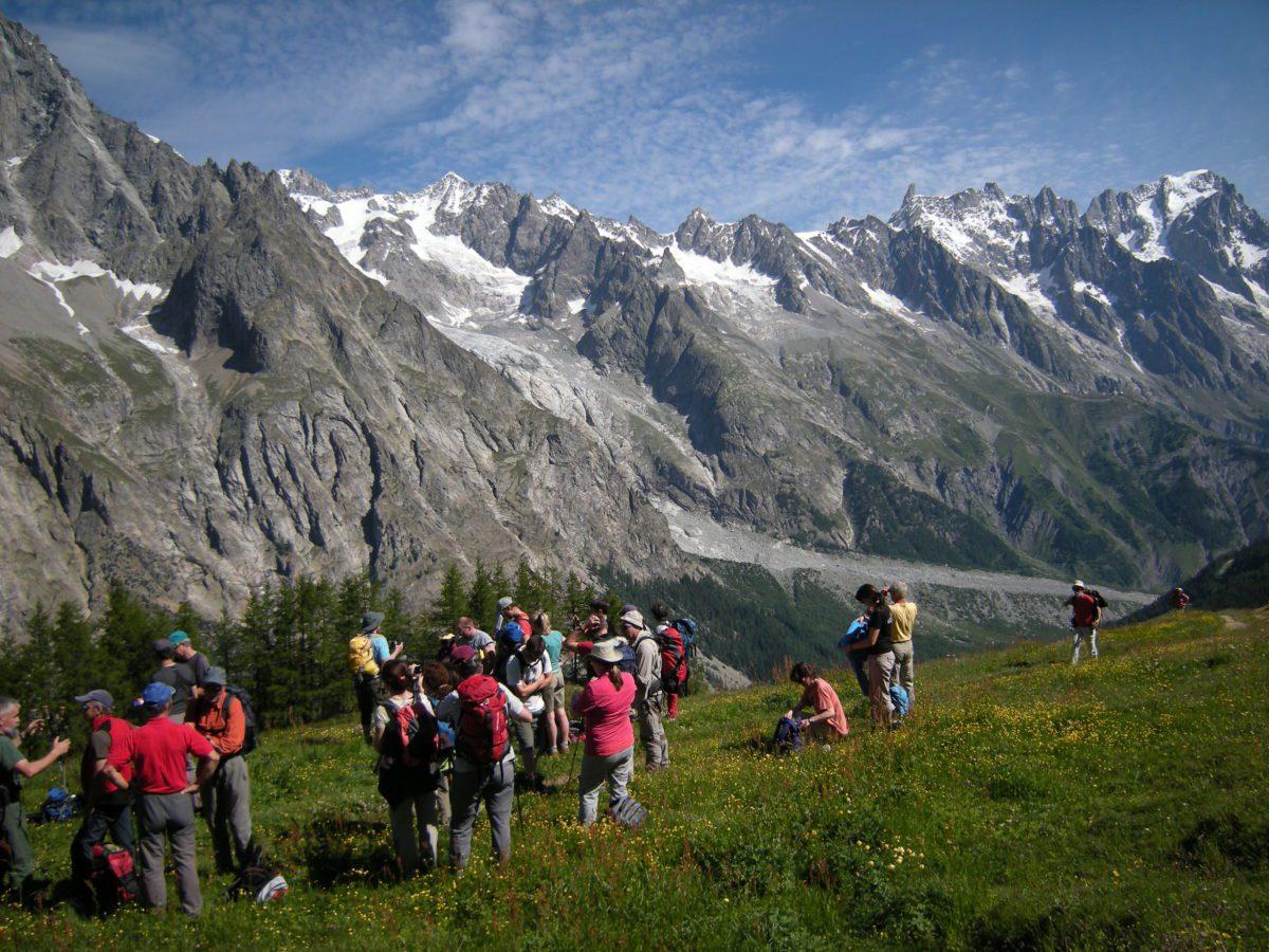 Itinerari Glaciologici delle Alpi Italiane