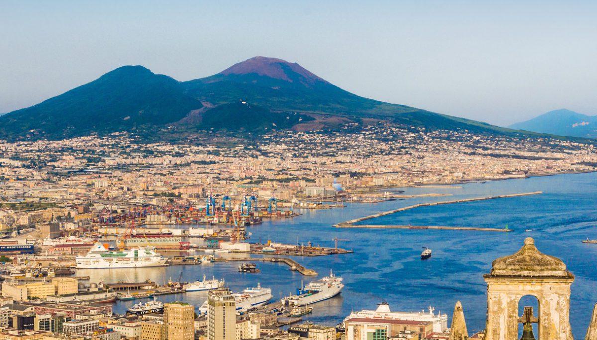 Jetcost: Napoli tra le mete preferite dagli italiani ed europei