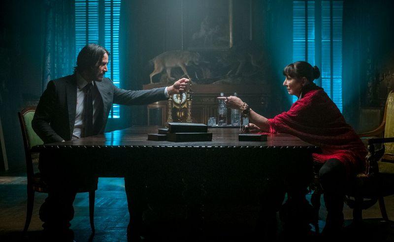 John Wick 3: Parabellum e l'arrivo nei cinema italiani