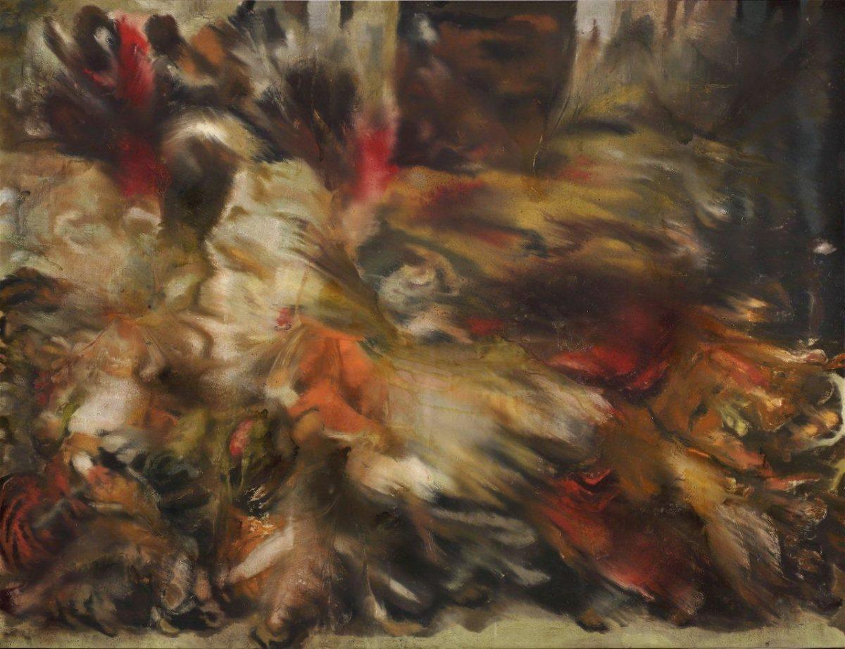 Jorge R. Pombo: La strage degli innocenti