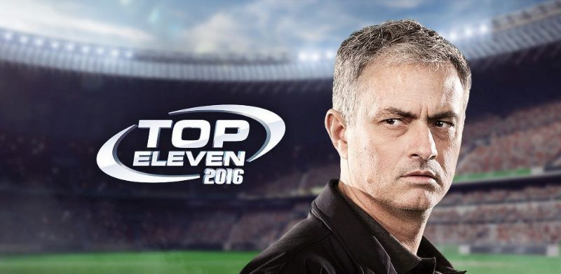 José Mourinho torna ad allenare....per Top Eleven 2016