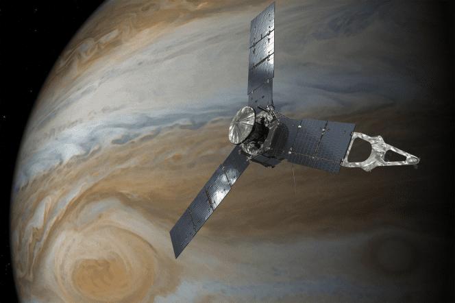 Juno: le manovre previste per l'imminente eclissi di sole