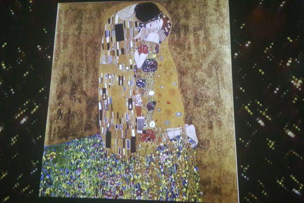 Klimt Experience a Napoli: un'esperienza multisensoriale
