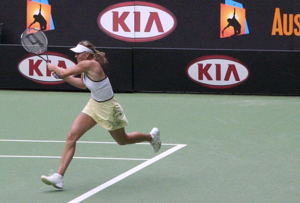 L'addio al tennis di Maria Sharapova: tra successi e critiche