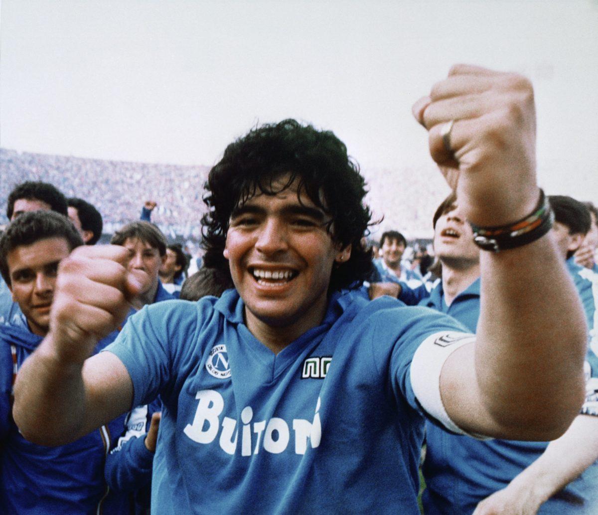 """L'anteprima di """"Diego Maradona"""" in arrivo a Napoli"""