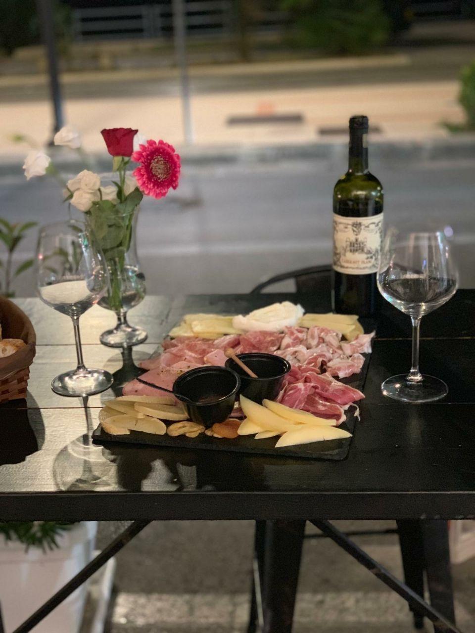 L'approccio del vino