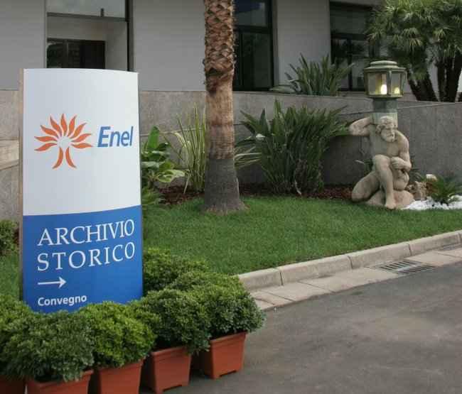 L'archivio Enel resterà a Napoli